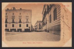 17621 Cosenza - Corso Telesio Dalla Prefettura F - Cosenza