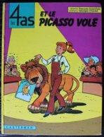 BD LES 4 AS - 12 - Les 4 As Et Le Picasso Volé - EO 1974 - 4 As, Les