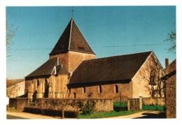 CPM 08 (Ardennes) Mouzon - Eglise Sainte-Geneviève TBE - Kerken En Kathedralen
