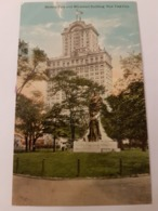 CPA NEW YORK  BATTERY PARK WHITEHALL BUILDING - New York City