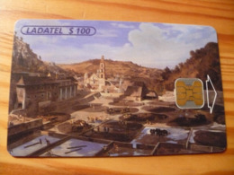 Phonecard Mexico - Art, Painting - Messico