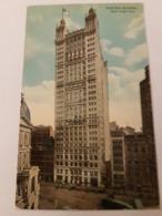 CPA NEW YORK PARK ROW BUILDING - New York City