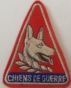 ECUSSON BRODE CHIEN DE GUERRE - Patches