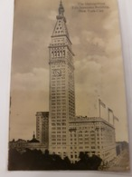 CPA NEW YORK METROPOLITAN LIFE BUILDING - New York City