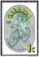 460 Grenada Cyclisme Bicycle Cycling MNH ** Neuf SC (GRE-147) - Cyclisme