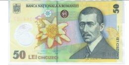 BILLET 50 LEI ROMANIA 2005 - Rumania