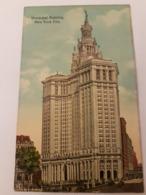 CPA NEW YORK MUNICIPAL BUILDING - New York City