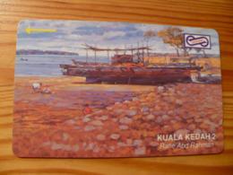 Phonecard Malaysia - Maleisië