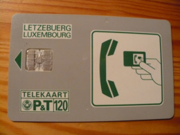 Phonecard Luxembourg - Luxemburg