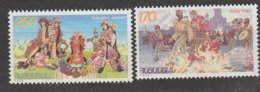 Arménie Europa 1998 N° 295/ 296 ** Festivals Nationaux - Europa-CEPT