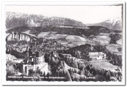 Höhenkurort Semmering, 1000m. Südbahnhotel, Kurhaus - Semmering