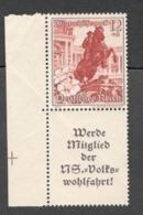 GERMANY1938:Michel S253mnh** - Zusammendrucke