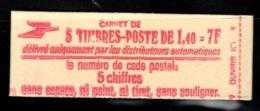 France Carnet 2102-C1 SABINE DE GANDON 1,4fr - Carnets