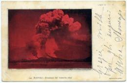 15051 Napoli - Eruzione Del Vesuvio 1872 R001 - Napoli (Naples)