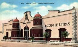 MEXIQUE , MEXICO , CARCEL MEXICAN JAIL , CIUDAD JUAREZ MEXICANO MEXICO Mexique - México