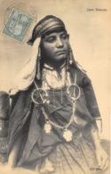 Jeune Bédouine - Tunisie
