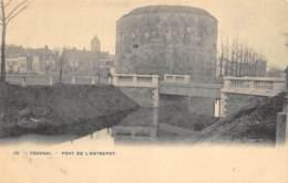Tournai - Pont De L'Entrepôt - Doornik