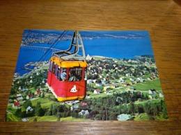 148461 VECCHIA CARTOLINA NORVEGIA NORWAY TROMSO FUNIVIA - Norvegia