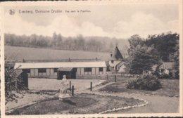 Everberg Domaine Grubbe Vue Vers Le Pavillon - Kortenberg