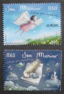 San Marino    Kinderbücher  Cept    Europa  2010  ** - Europa-CEPT