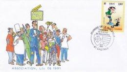 France Lettre 2001 - France