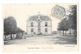 (24837-18) Menetou Salon - Place De La Mairie - Sonstige Gemeinden