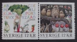 Schweden    Kinderbücher  Cept    Europa  2010  ** - Europa-CEPT