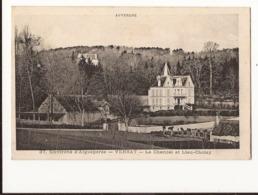 Puy De Dôme Environs D'aigueperse Vensat Le Chateau De Lieu Choisy - France