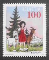 Schweiz    Kinderbücher  Cept    Europa  2010  ** - Europa-CEPT