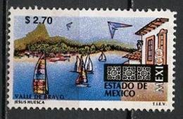 Mexique - Mexiko - Mexico 1995 Y&T N°1467J - Michel N°(?) (o) - 2,70p état De Mexico - Mexico