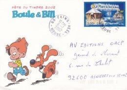 France Lettre 2002 - France