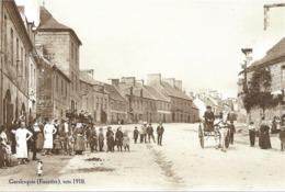 V 1015  GUERLESQUIN  VERS 1910        REPRODUCTION - Guerlesquin