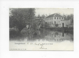DROGENBOS  1902  DROOGENBOSCH  MOULIN SUR LA SENNE   NELS SERIE 11 N° 495 - Drogenbos