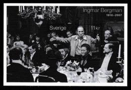 SWEDEN 2008 Ingmar Bergman Commemoration: Miniature Sheet UM/MNH - Blocks & Sheetlets