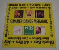Maxi 45T SUMMER DANCE MEGAMIX - 45 Rpm - Maxi-Single