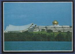 BRUNEI MNH POSTCARD POST CARD ROYAL PALACE ISTANA NURUL IMAM - Brunei