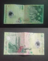 MALAYSIA 5$ BANKNOTES MINT LOOK !! - Malaysia
