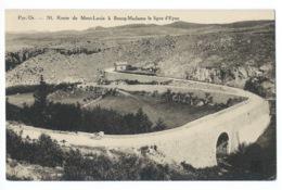 8397 Route De Mont Louis A Bourg Madame La Ligne D'eyne - Autres Communes