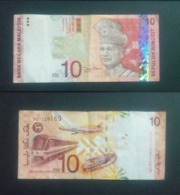 MALAYSIA 10$ BANKNOTES MINT LOOK !! - Malaysia