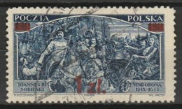 POLOGNE 1934 YT N° 373 Obl. - 1919-1939 Republic