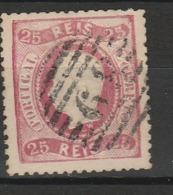 PORTUGAL 1870-80 YT N° 40 A Obl. - Oblitérés