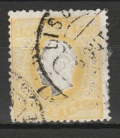 PORTUGAL 1870-80 YT N° 47 A Obl. - Oblitérés