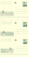 ABONNEMENT - N° 51 FNA - 3 Langues - 3 Talen - ** - Cartes Postales [1951-..]