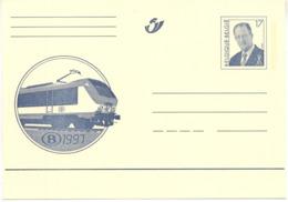 SNCB 1997 - N° 63 - ** - Entiers Postaux