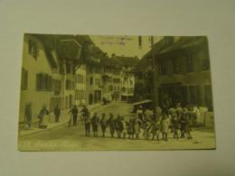 SUISSE-CARTE PHOTO AARAU RAIN-ANIMEE SELECTION - AG Aargau