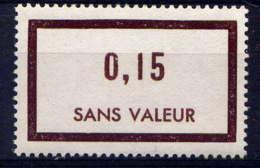 FRANCE - F195** - FICTIF EMISSION 1972 - Phantomausgaben