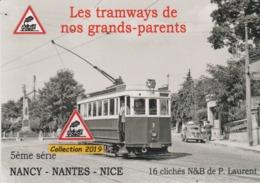 191T - Motrice N°3 Des Tramways De Nancy, à Laxou (54) - - Other Municipalities