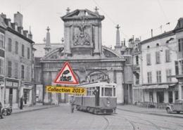 192T - Motrice Satramo Des Tramways De Nancy (54), Place Des Vosges - - Tramways