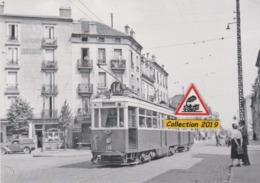 194T - Motrice N°116 De La Ligne 4 Du Tramway De Nancy (54)  - - Tramways