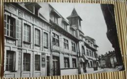 14   -       PONT L'EVEQUE HOPITAL   @ VUE RECTO/VERSO AVEC BORDS - Pont-l'Evèque